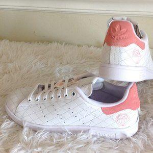 "Adidas Stan Smith Originals ""World Famous"" Sneaker"